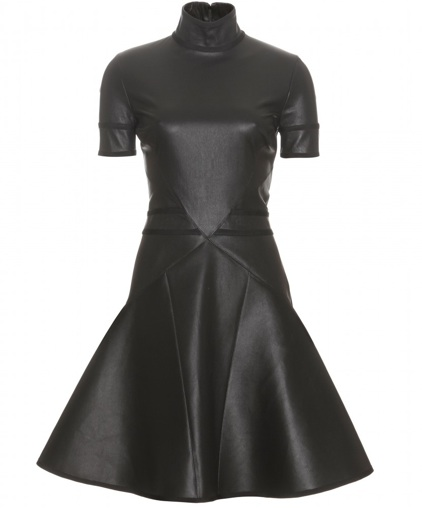 Givenchy_Leather_dress
