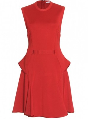 Givenchy_red dress