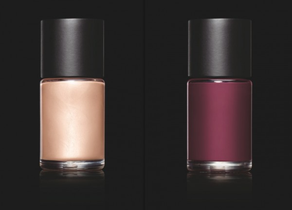 Guerlain Christmas Look 2012-nail polishes