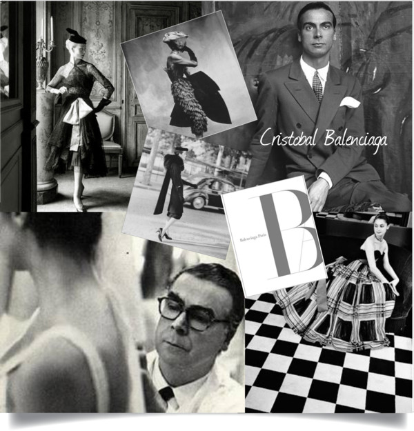 cristobal balenciaga essay Free essay: cristobal balenciaga biography balenciaga was born on january 21st, 1895 in getaria a small fishing village located in the basque region of.