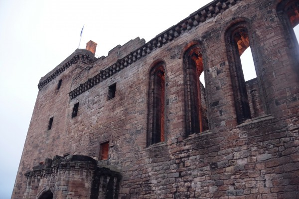 3 PARIS -EDIMBOURG ATMOSPHERE PICTURES Linlithgow Palace