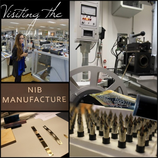 Montblanc_visiting-The nib_manufacture