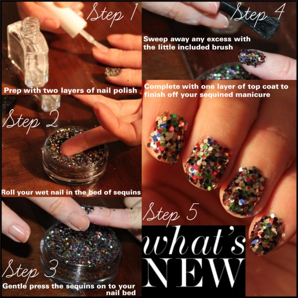 SequinedManicureGuide