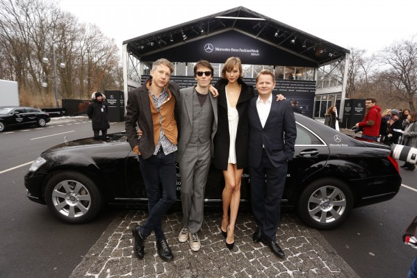 Mercedes-Benz Fashion Week Berlin Autumn/Winter 2013