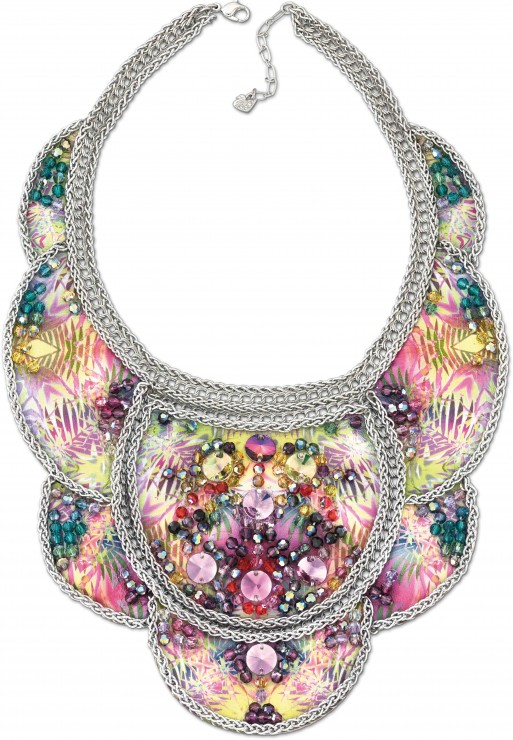 Texture_Big_Shape_Necklace