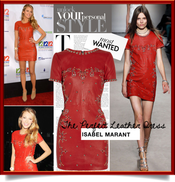 Isabel_Marant_Leather_Dress