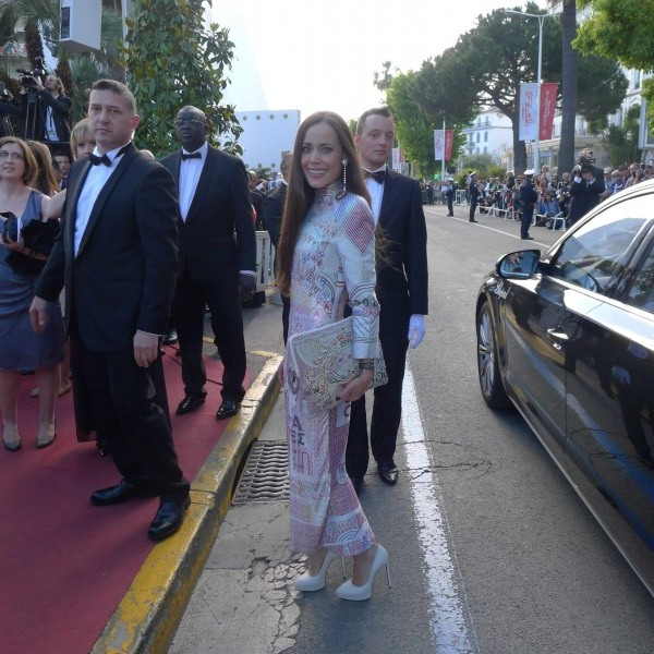 Arrival_Red_carpet-Sandra Bauknecht