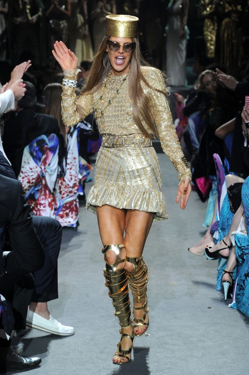 LOOK 35 - PUCCI