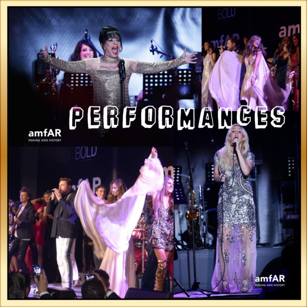 amfAR Performances