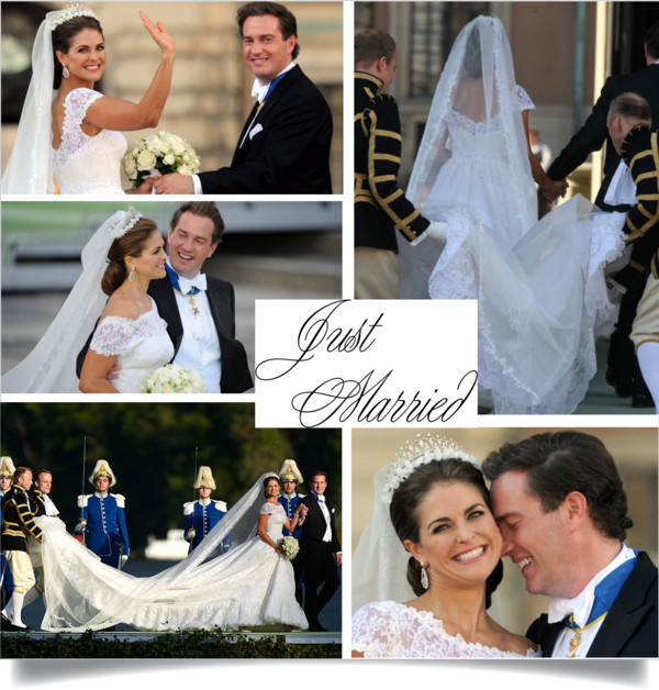 Princess Madeleine Just Married