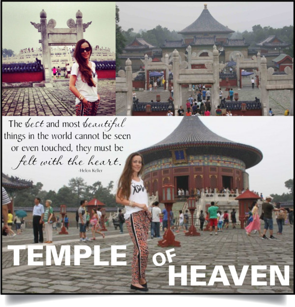 Temple of Heaven Sandra Bauknecht