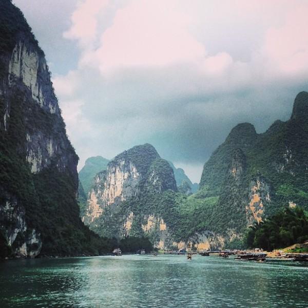 Boat Guilin 1