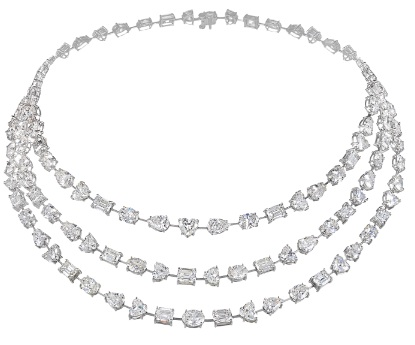 Chopard-Diamond necklace