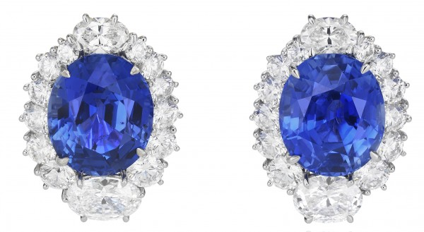 Chopard Diana Earrings
