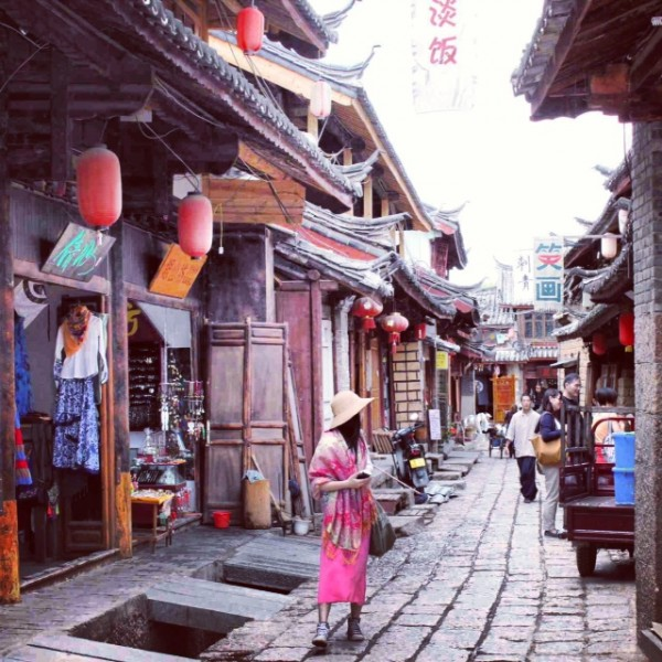 Lijiang Old Town 1