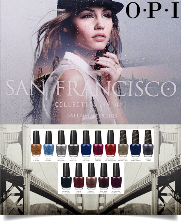 San Francisco by OPI
