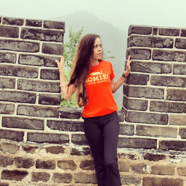 Sandra Bauknecht Great Wall Homies