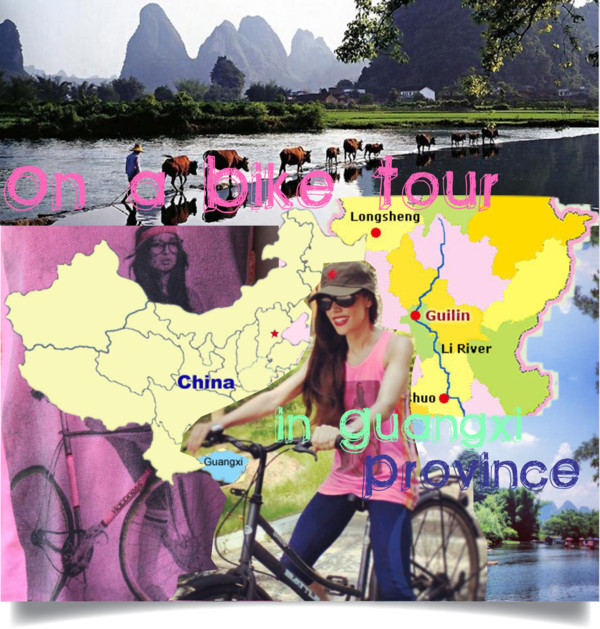 Sandra bauknecht_Bike Tour_China