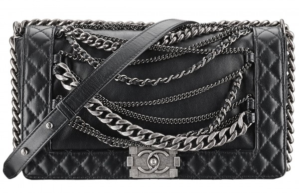 Boy Bag Chanel AW 2013 Chains