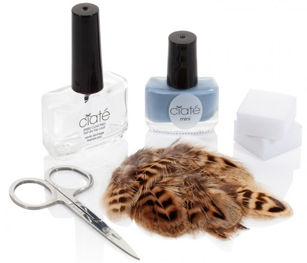 Feather Manicure Ciaté