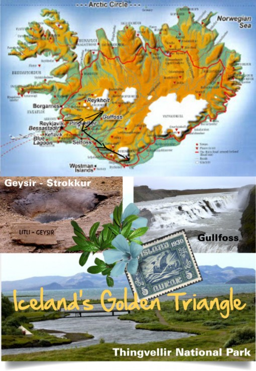 Iceland's Golden Triangle