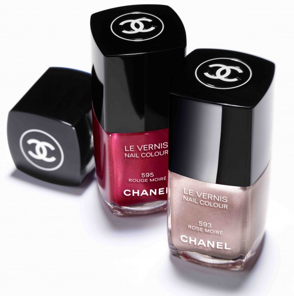 Rouge Allure Moiré Nail Polishes Chanel