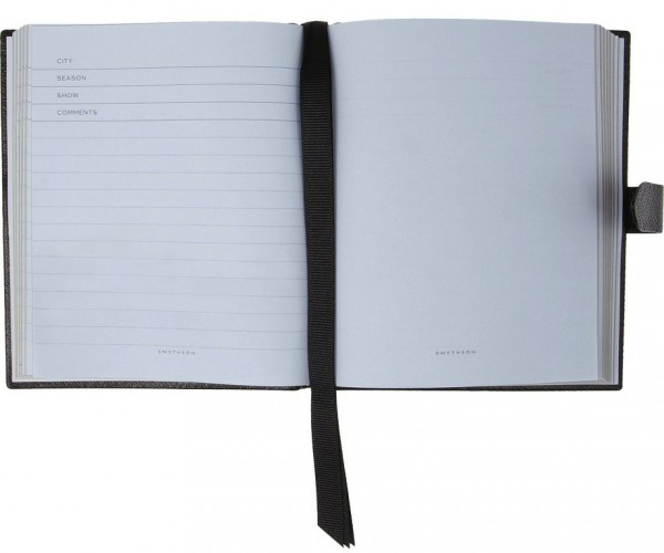 Smythson runway notebook