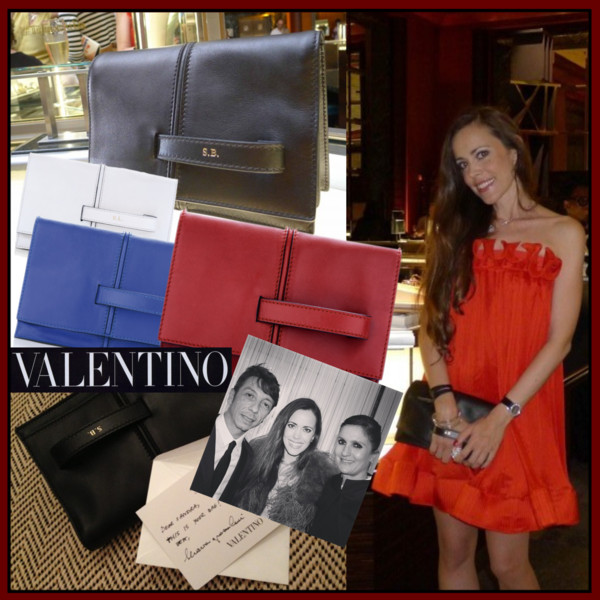 A Gift from Valentino