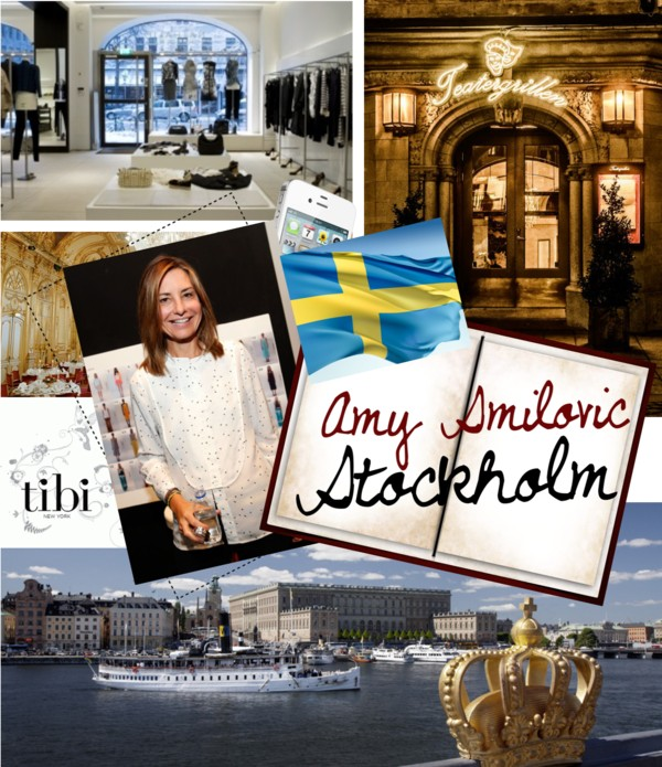 Amy Smilovic Stockholm Sweden