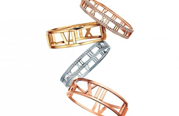 Bangles New Atlas Tiffany & Co
