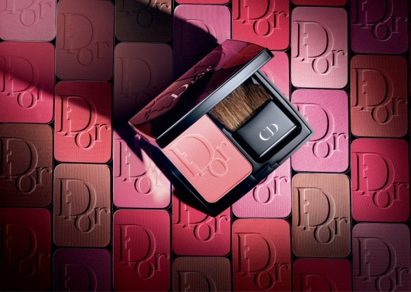 Dior Mystic Metallics Fall 2013 Blush