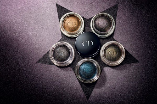 Dior Mystic Metallics Fall 2013 eyeshadows