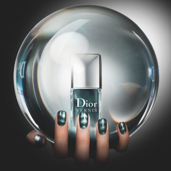 Dior Mystic Metallics Nails