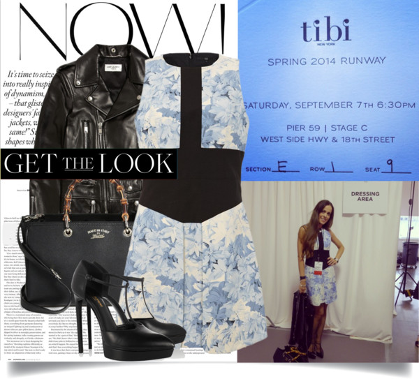 Get the look-Tibi