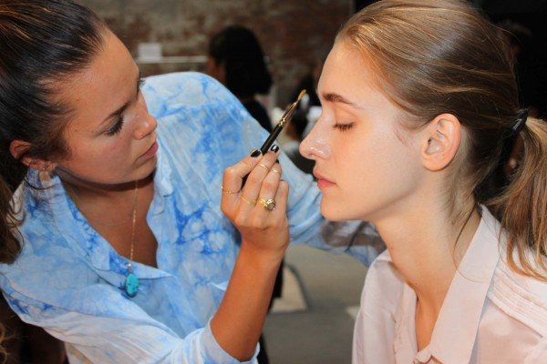 Nars Backstage Thakoon Makeup