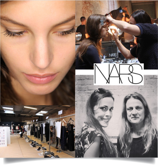 Nars Backstage at Thakoon SS2014