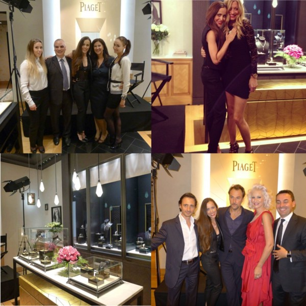 Piaget Movie Night Zurich 2