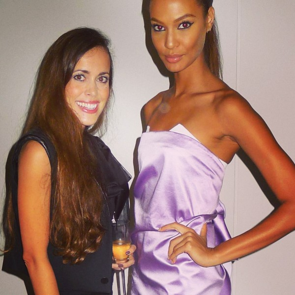 Sandra Bauknecht - Joan Smalls NYC