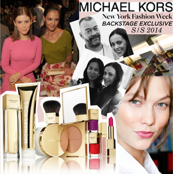 michaelKors Cover Backstage Beauty