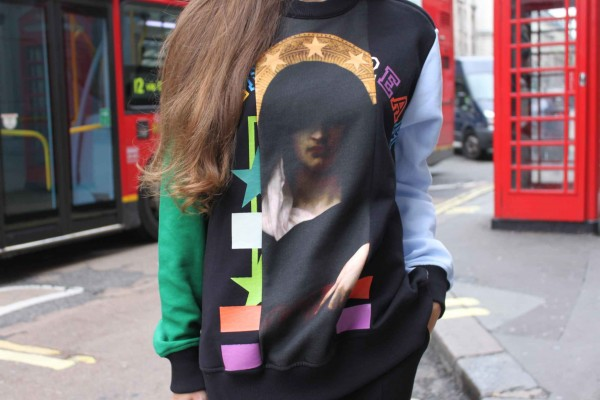 Givenchy Sweater Close