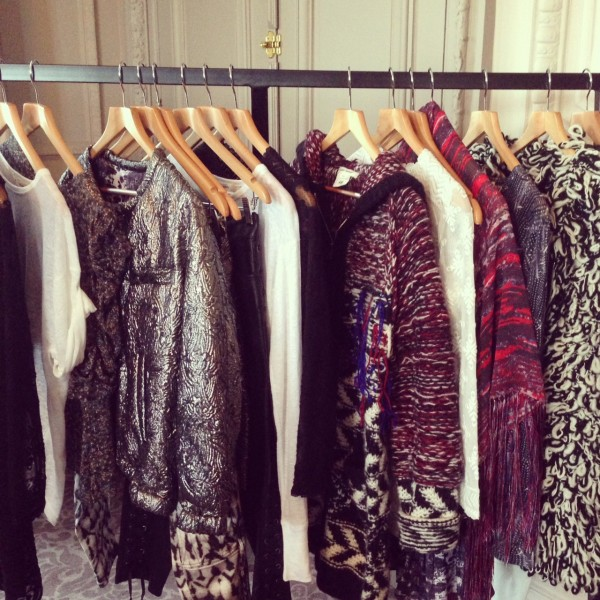 Isabel Marant Showroom 1