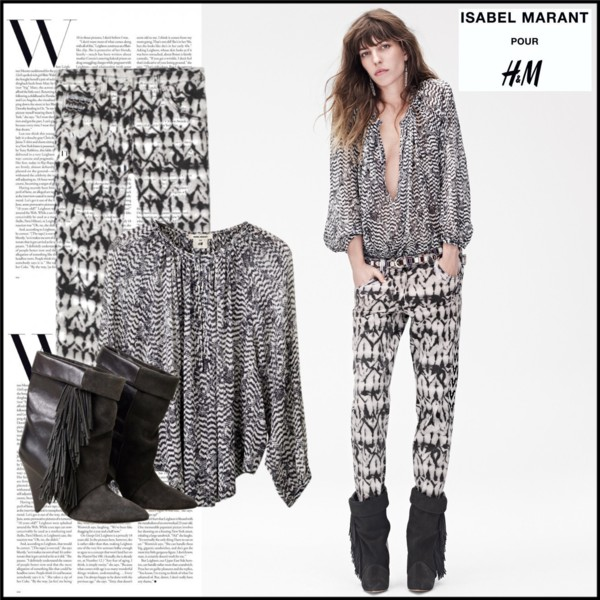 Isabel Marant for H&M 3