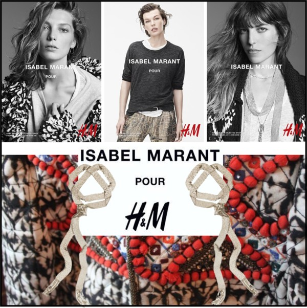 Isabel Marant for H&M Cover Post