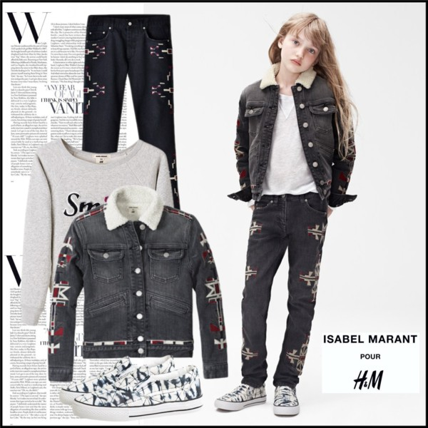 Isabel Marant for H&M Kids 1