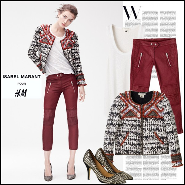 Isabel Marant for H&M Look 2