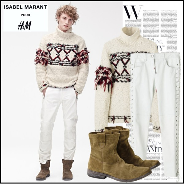 Isabel Marant for H&M Men
