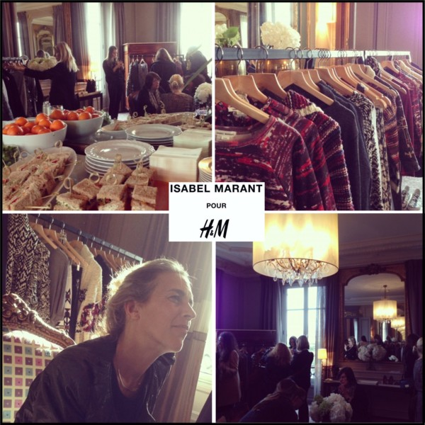 Isabel Marant for H&M Showroom 3