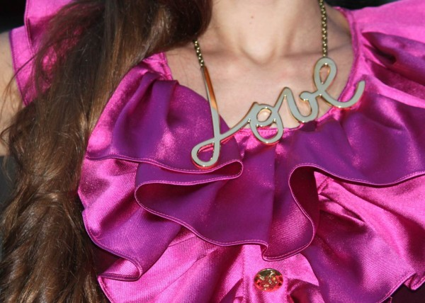 Love Lanvin Necklace