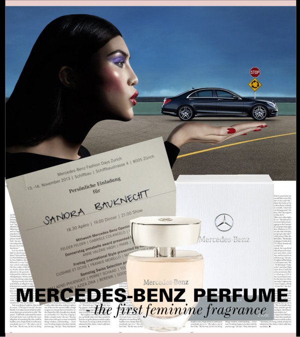 Mercedes-Benz Perfume-Contest