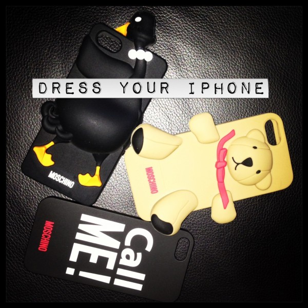 Moschino iPhone Covers Cover